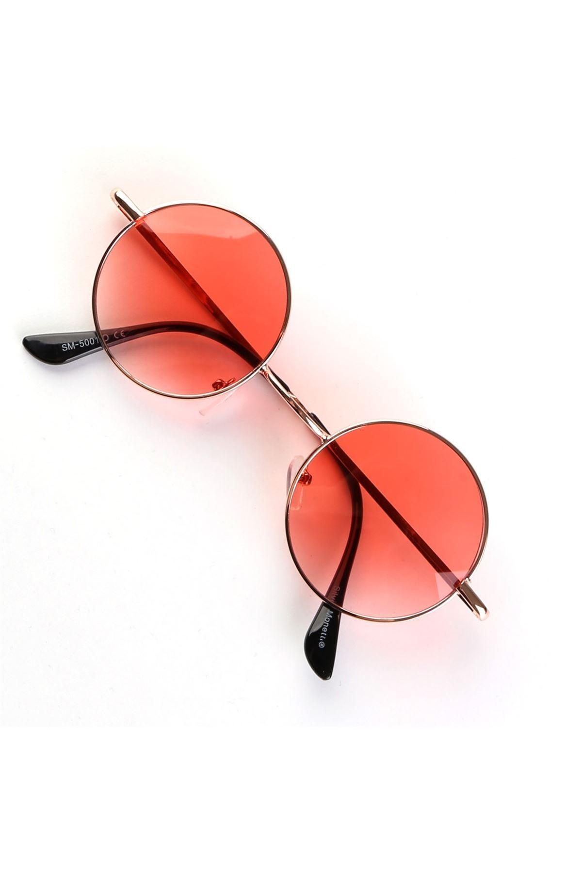 Kutulu Gözlük Kırmızı - 7092.0034.